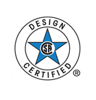 CSA International Design Certification The CSA Blue Star indicates the product is certified to applicable U.S. standards for appliances using gas or other petroleum fuel
