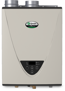 Ultra Low Nox Indoor 199 000 Btu Natural Gas Water Heater