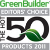 GreenBuilder Magazine's Hot 50 Products