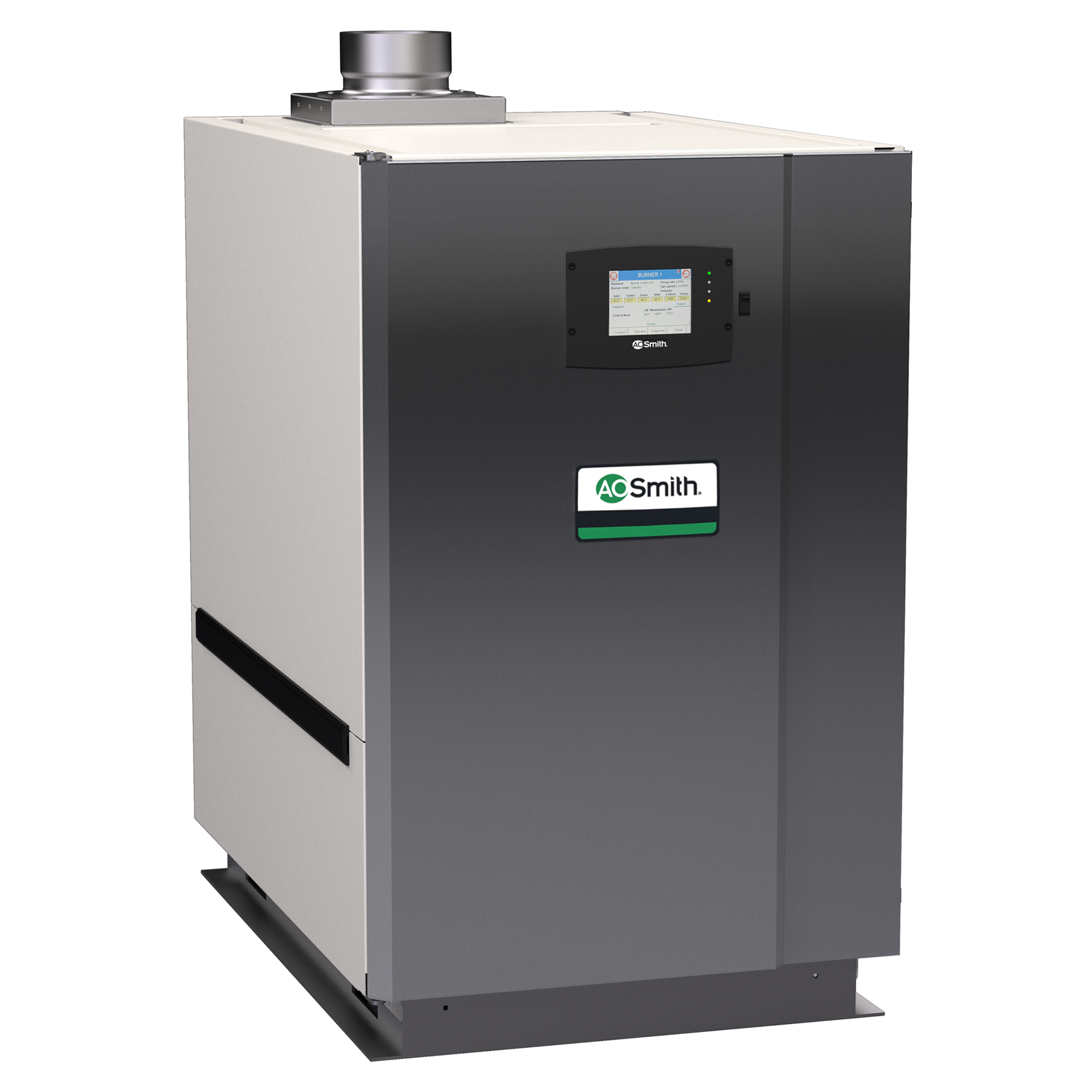 Hot Water Heat Boilers ~ Commercial