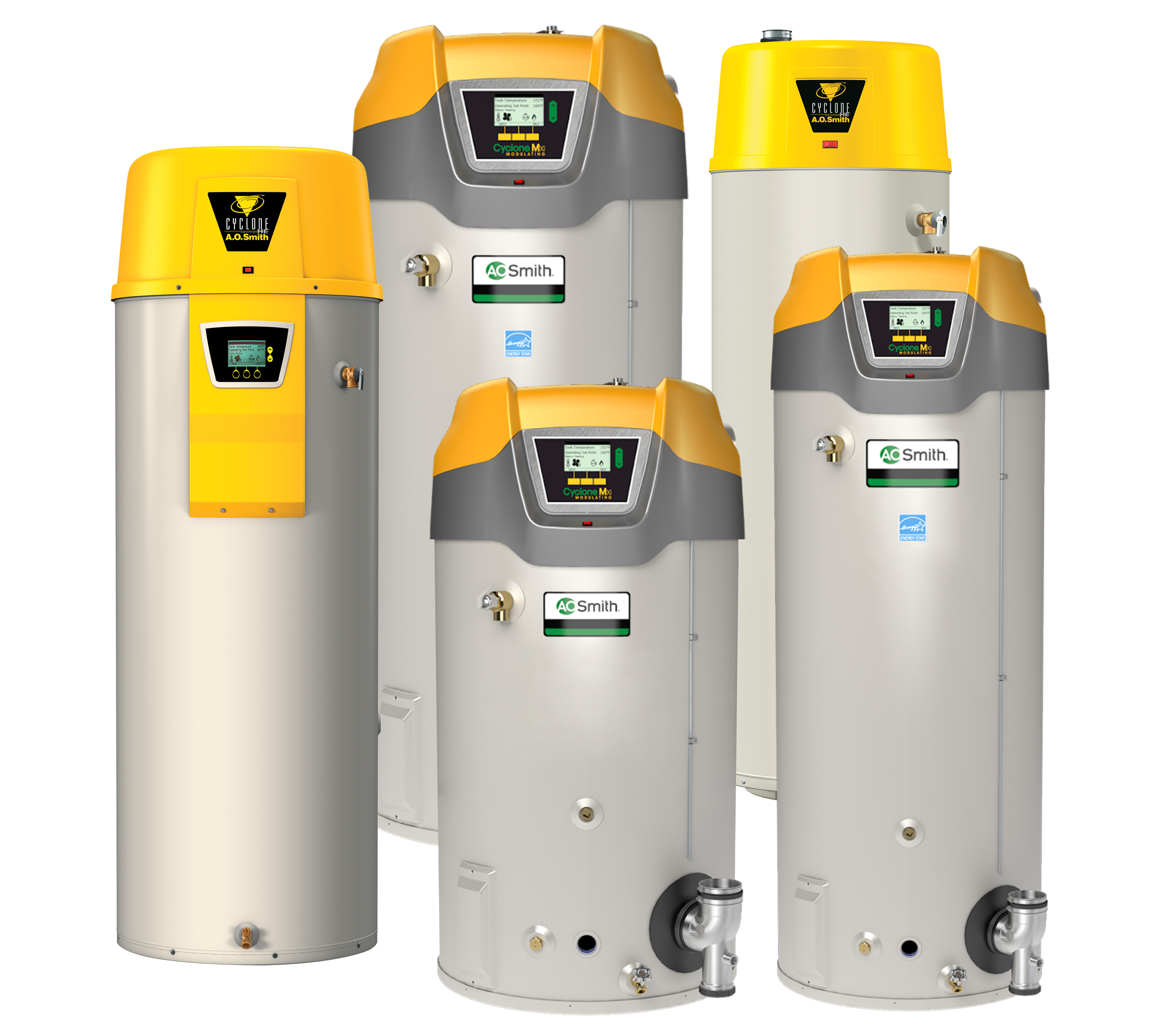 Commercial | A. O. Smith Water Heaters