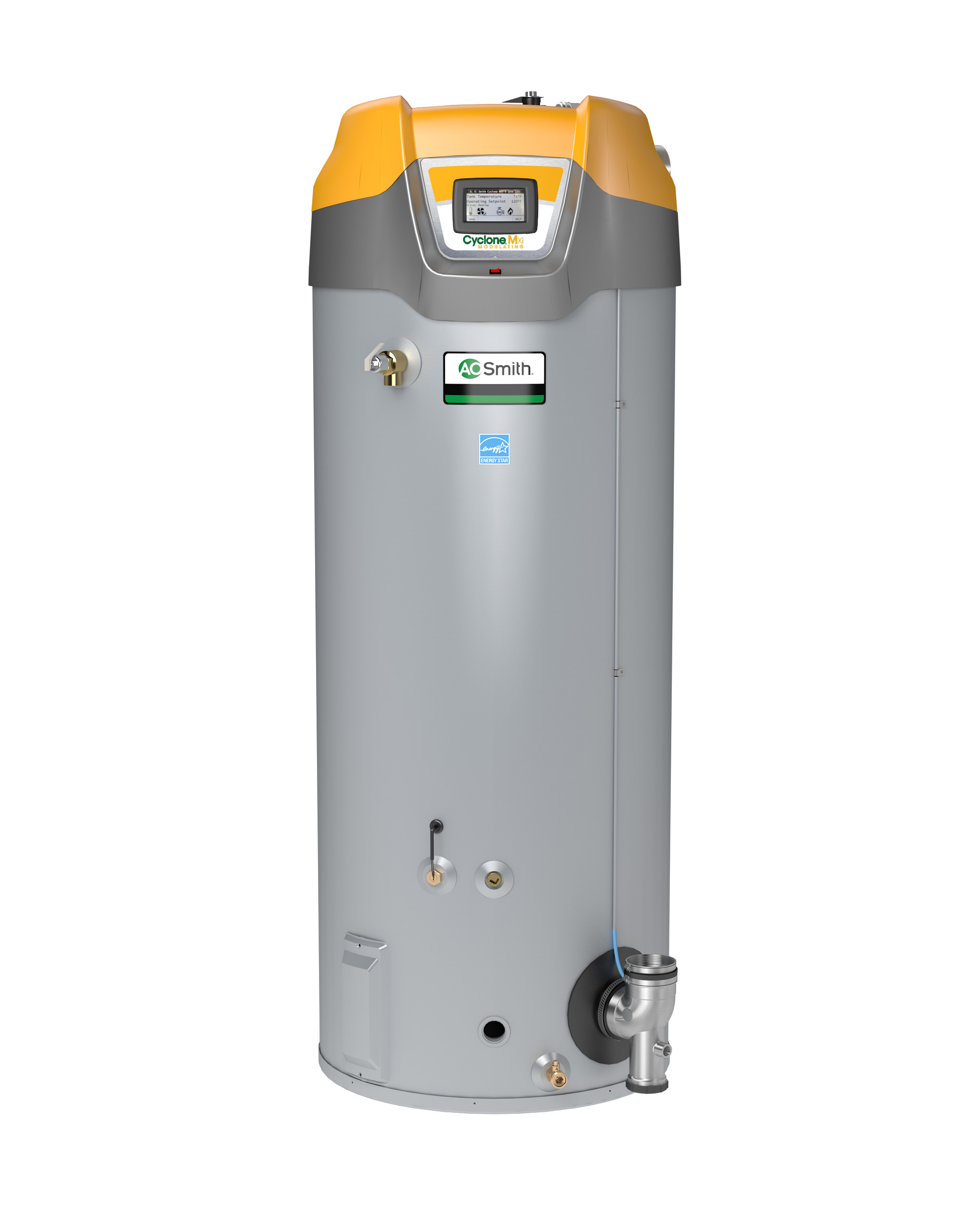 Cyclone Mxi Water Heaters Commercial by A O Smith A O
