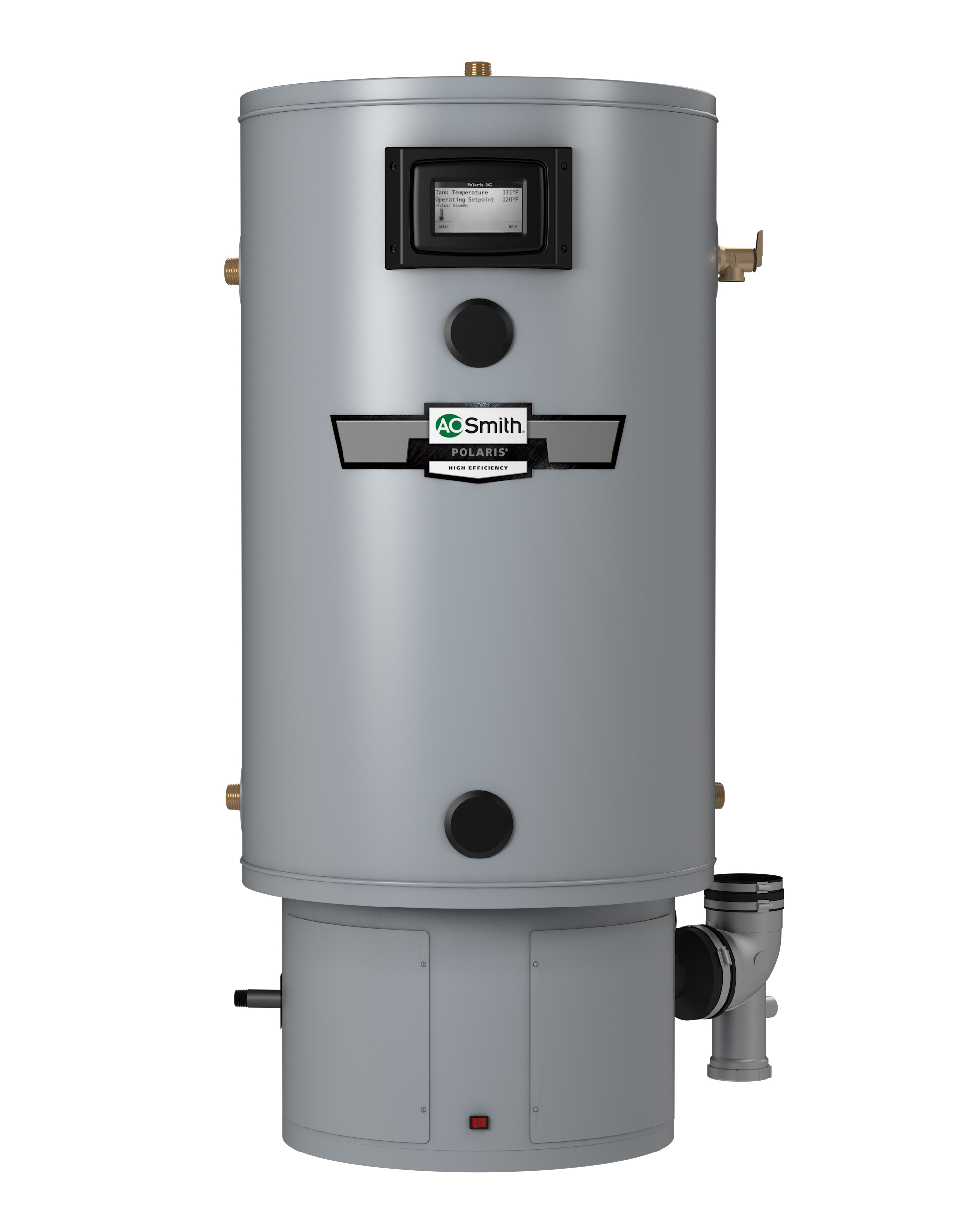 Commercial Gas Water Heaters | Use Natural Gas for your