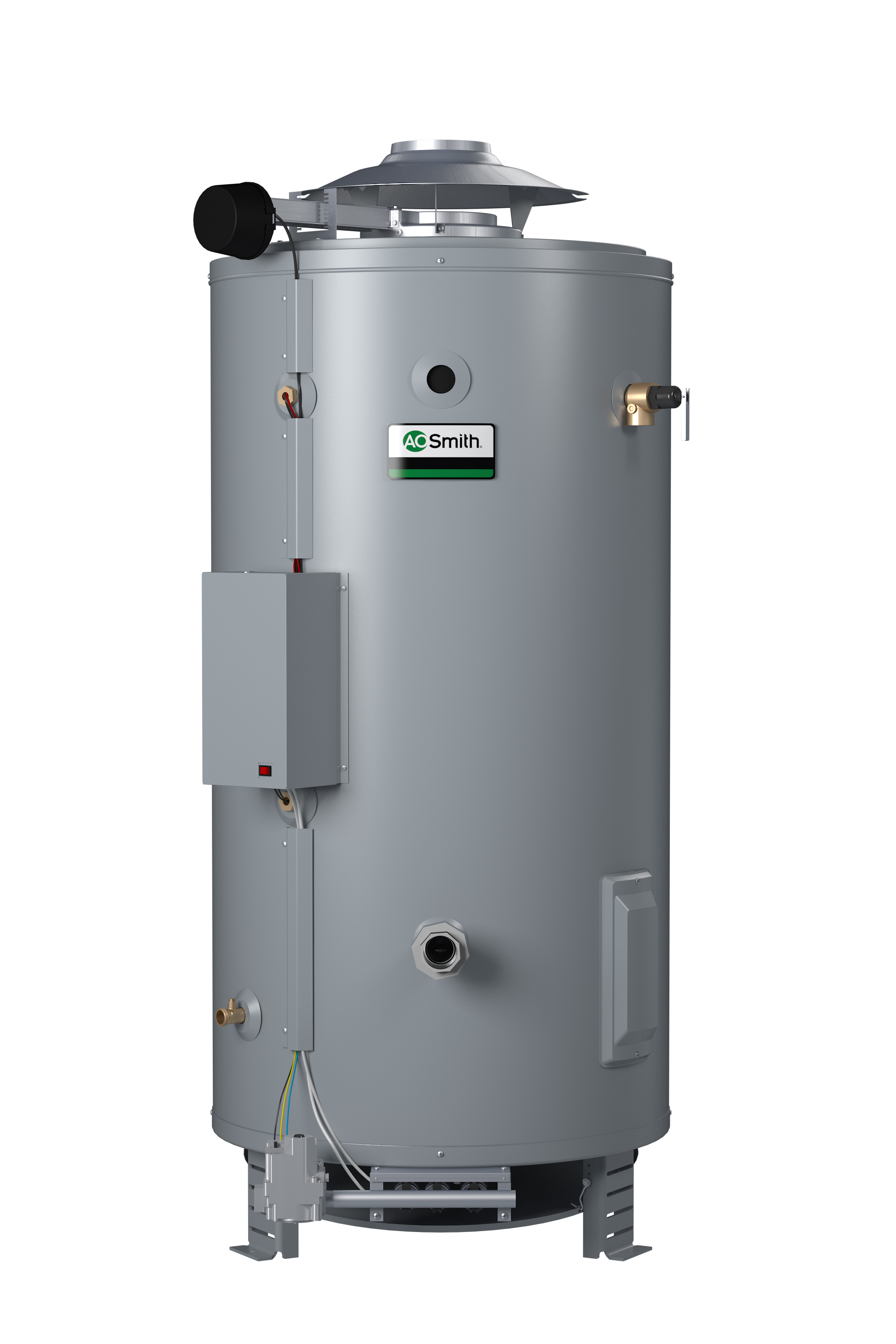 Master Fit 174 Standard Draft Water Heaters Commercial By A