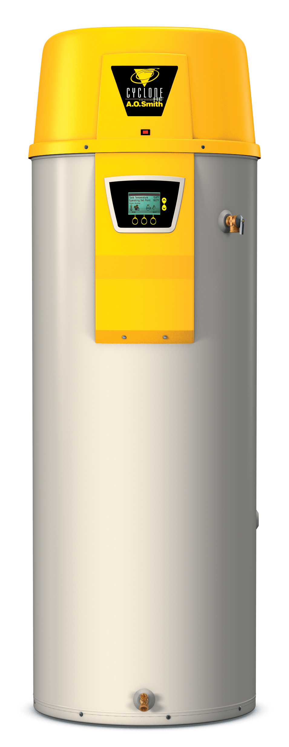 Cyclone Xi Power Direct Vent Water Heaters Commercial by A O
