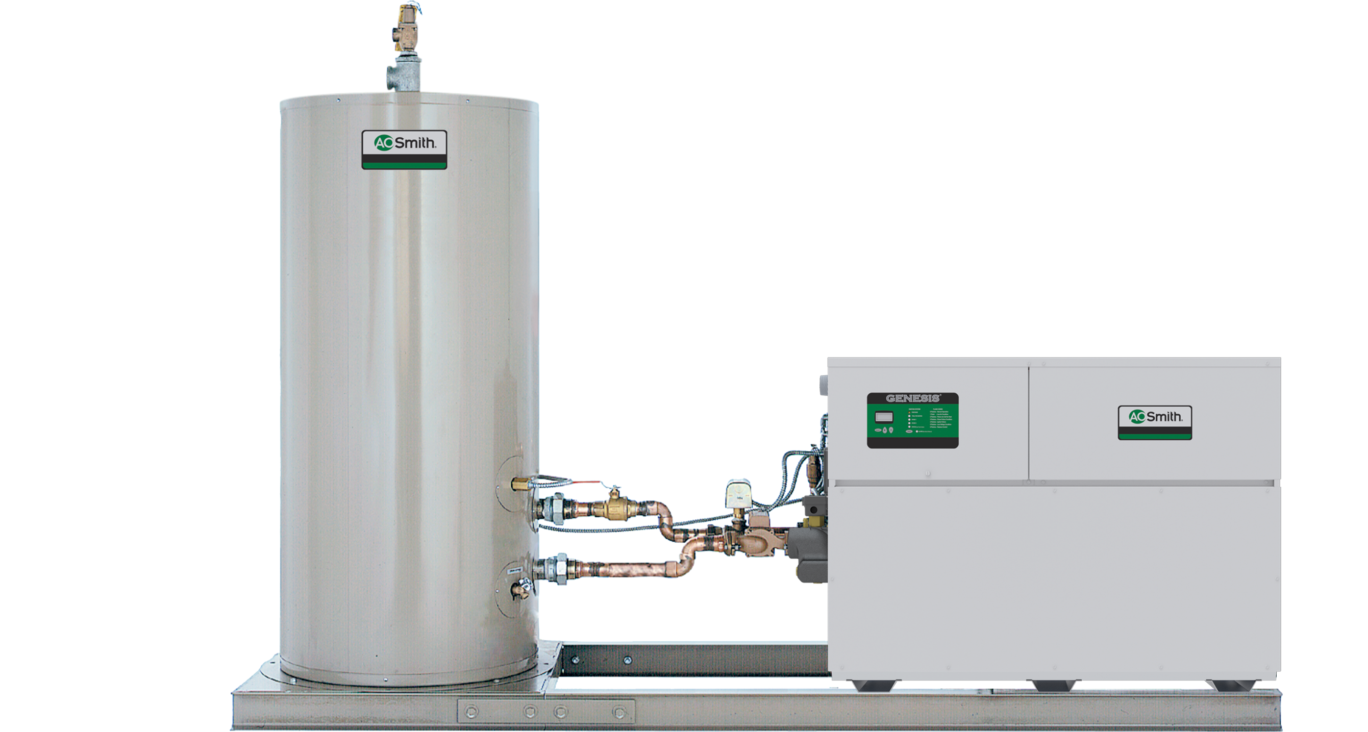 Ac-U-Temp Packaged Systems Commercial Products | A. O. Smith